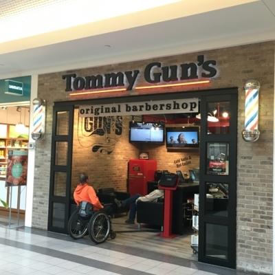 Tommy Gun's Original Barbershop - Barbers