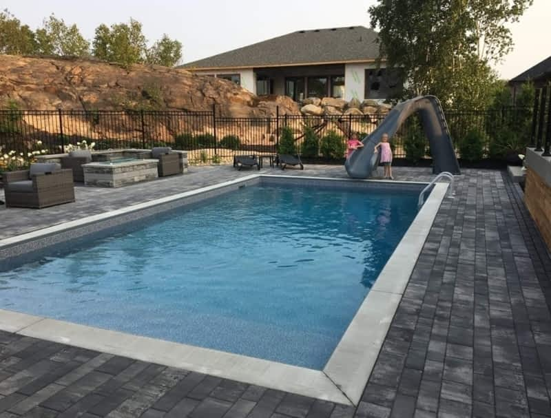 Sunswim pool concepts design coniston on 6800 hwy 17 for Pool design concepts
