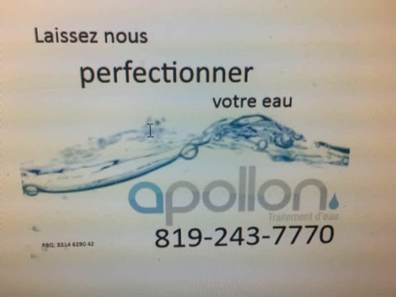 photo Les Traitements d'Eau Apollon Inc