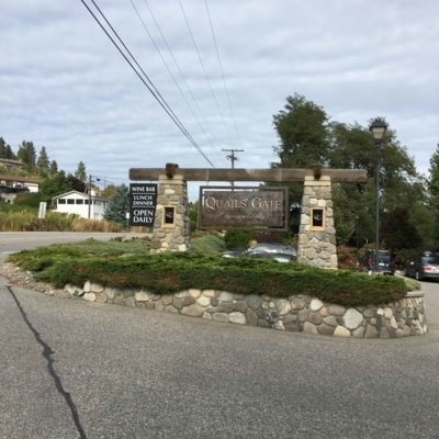 Quails' Gate Estate Winery - Wineries