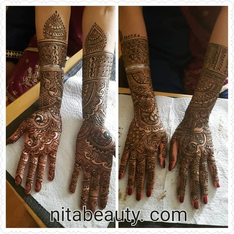 photo Nita's Henna Hair Makeup & Esthetics