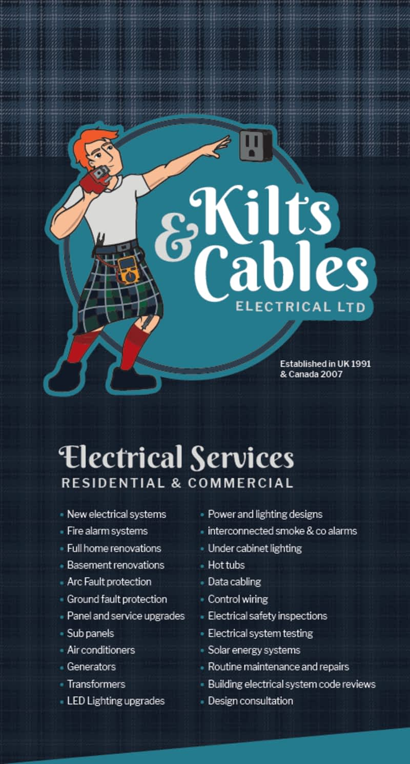 Kilts Cables Canpages Hot Tub Wiring Code Canada Photo