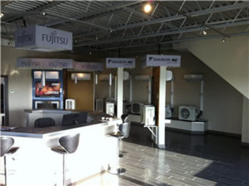 Airconfort d p t laval qc 2045 desserte nord for 98 degrees tanning salon scarborough