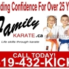 View Family Karate Centres's Glanworth profile