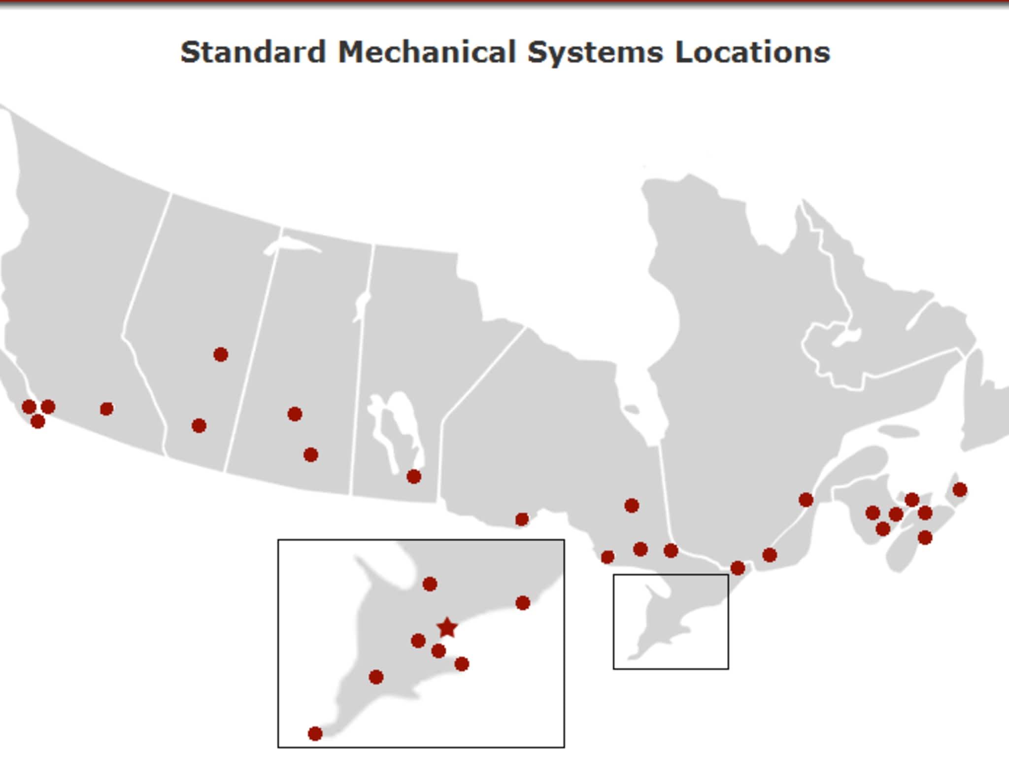 photo Standard Mechanical Ltd