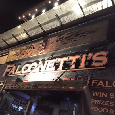Falconetti's East Side Gril - Breakfast Restaurants - 604-251-6204