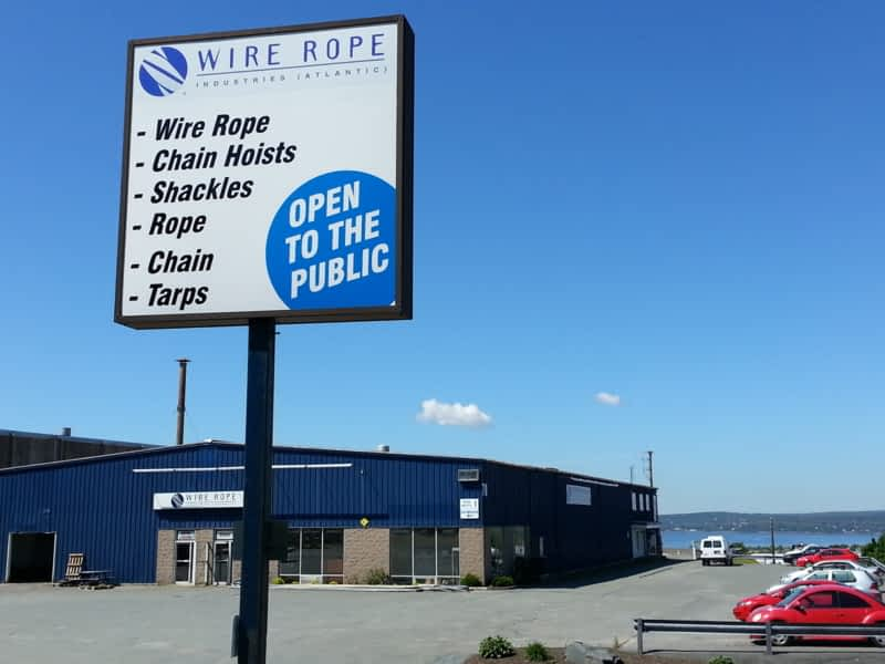 Wire Rope Industries Atlantic - Dartmouth, NS - 70 Akerley Blvd ...