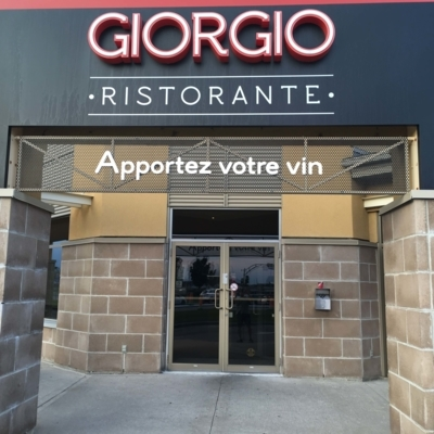 Giorgio - Pizza & Pizzerias - 450-704-2363