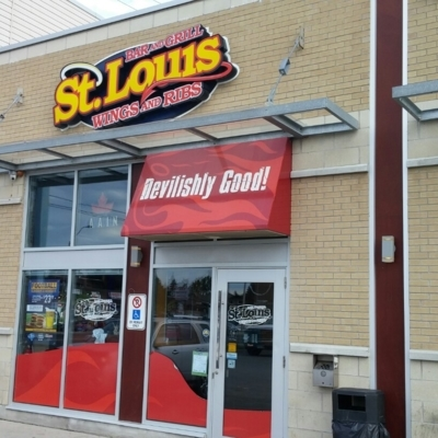 St. Louis Bar & Grill - Pizza & Pizzerias