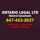 Ontario Legal Ltd - WIN - Traffic Tickets Or Money Back - Avocats - 647-453-2627
