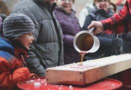 Enjoy Montreal's Cabane Panache et bois rond 2016