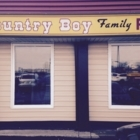 Country Boy Family Restaurant - Burger Restaurants
