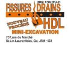 Fissures & Drains HDL - Logo