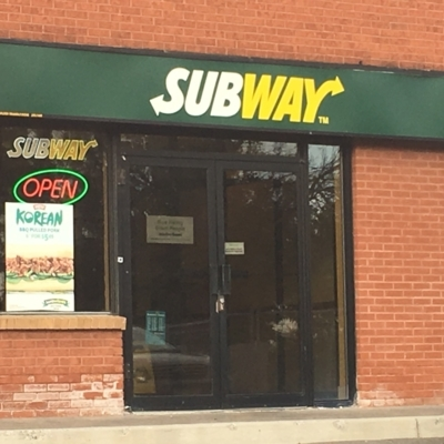 Subway - Sandwiches & Subs - 613-254-8651