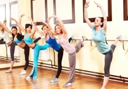 Setting the bar: Barre fitness classes in Edmonton