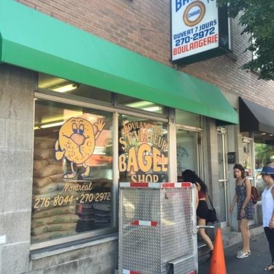 Bagel Shop Inc - Boulangeries - 514-270-2972