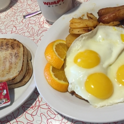 Wimpy's Diner - Restaurants - 905-889-6799