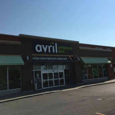Avril Supermarché Santé - Natural & Organic Food Stores - 450-448-5515