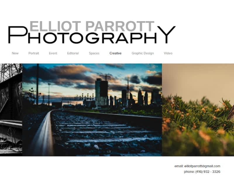 photo Elliot Parrott Photography