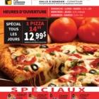 Toujours 2 Pizzas - Pizza et pizzérias - 418-621-5001