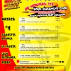 Patati-Patata Restaurant - Breakfast Restaurants - 418-669-0001
