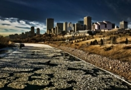 Edmonton spots to enjoy drinks with a view
