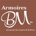 Armoires De Cuisine B & M Inc - Logo