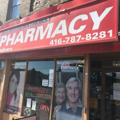 Eglinton Bathurst Pharmacy - Pharmacies