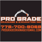 Pro Grade Drainage & Excavation - Drainage Contractors