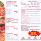 Stoney Pizza - Mexican Restaurants - 905-891-0022