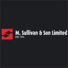 M Sullivan & Son Ltd - Réparation des dommages causés par les inondations