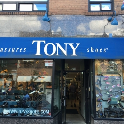 Tony Shoes - Shoe Stores