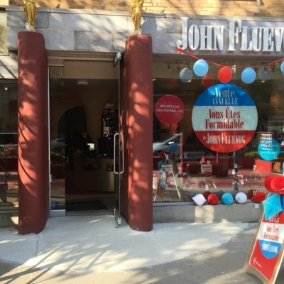 John Fluevog Shoes Ltd - Shoe Stores - 514-509-1627