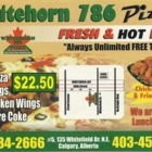 Whitehorn 786 Pizza - Italian Restaurants - 403-457-0309