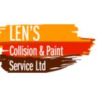 Len's Collision & Paint Service Ltd - Réparation de carrosserie et peinture automobile