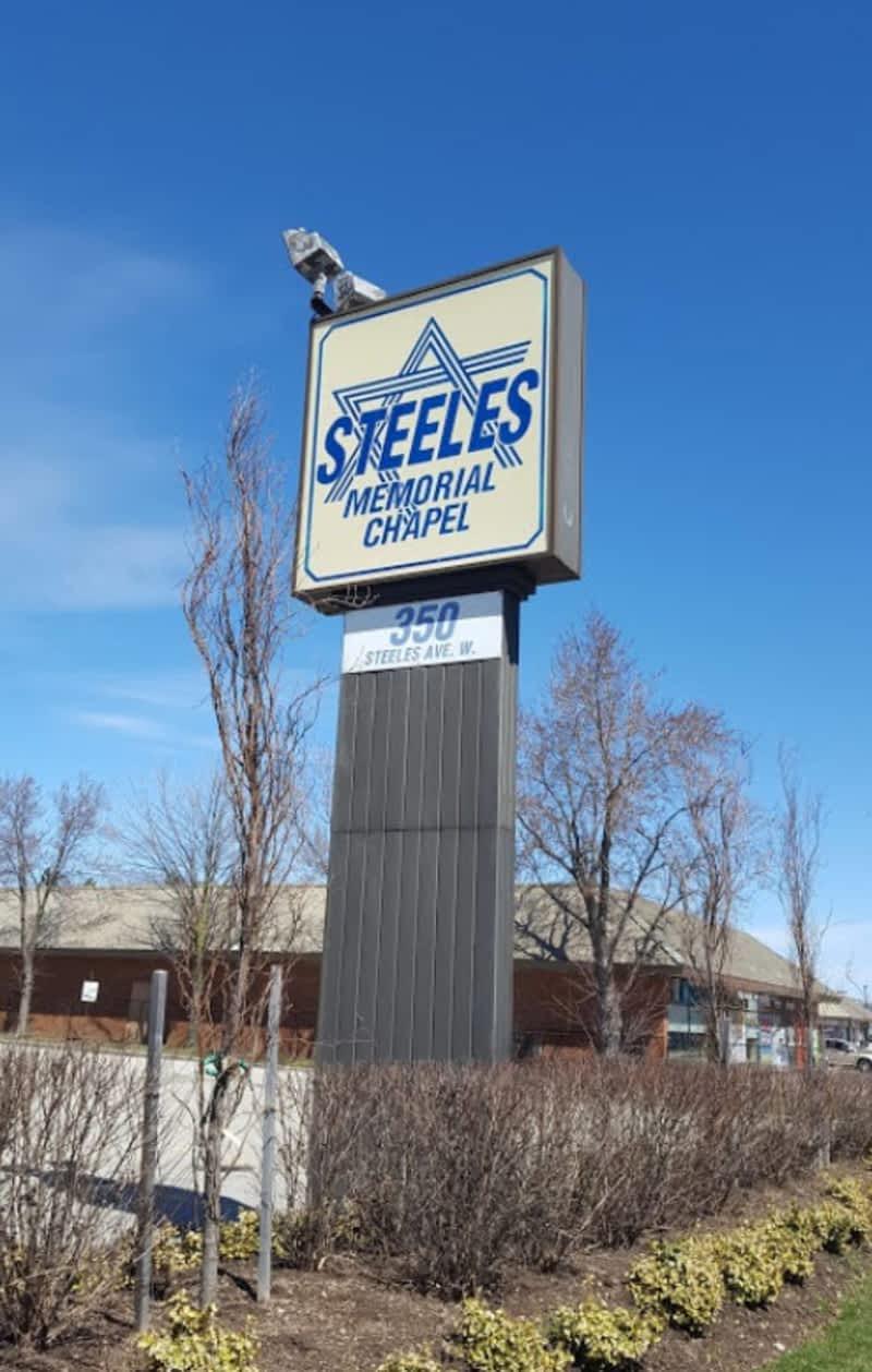 photo Steeles Memorial Chapel