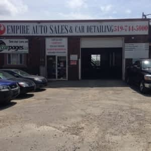 Empire Auto Sales >> Empire Auto Sales Opening Hours 1401 Weber St E