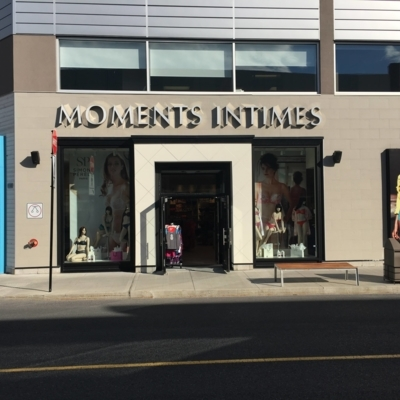 Moments Intimes Body & Beach - Women's Clothing Stores - 450-656-6767