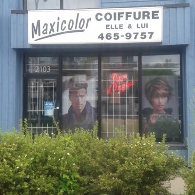 Maxicolor St-Hubert - Hairdressers & Beauty Salons - 450-465-9757