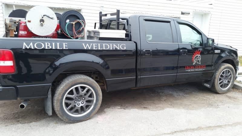 photo Iron Strike Mobile Welding