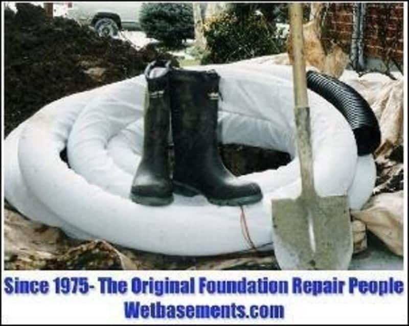 Gj Macrae Foundation Repair Oakville On 470 Winston