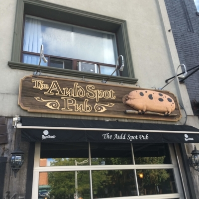The Auld Spot Pub - French Restaurants - 416-406-4688