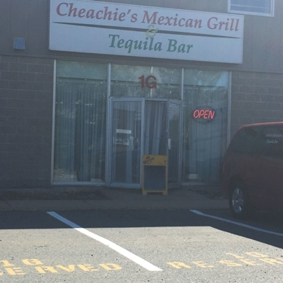 Cheachie's Mexican Grill - Burger Restaurants - 902-446-3663