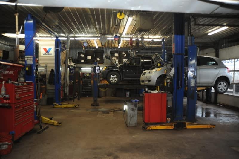Garage mécanique métrique chicoutimi qc boul