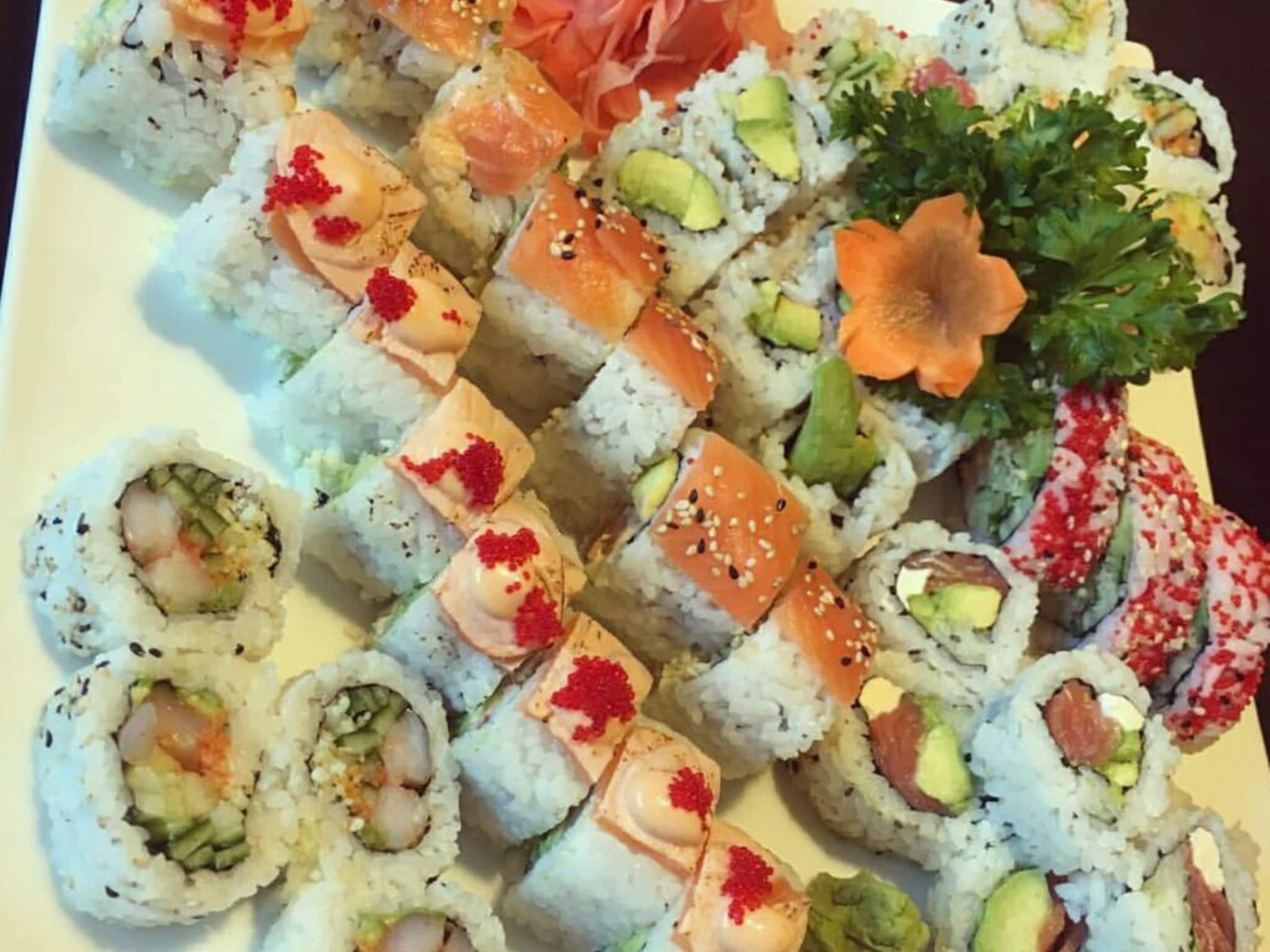 photo Nagoya Sushi
