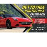 Voir le profil de Nettoyage d'Autos Nick - Saint-Hyacinthe