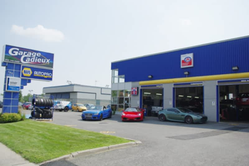 Garage cadieux saint jean sur richelieu qc 380 rue for Garage autocash saint maur