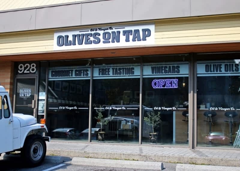 photo Olives On Tap