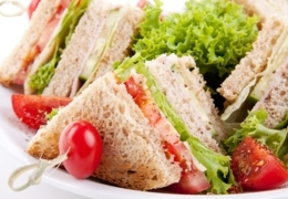 Sandwich spots in the Annex