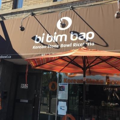 Bi Bim Bap - Restaurants coréens